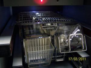 Box d'actimètre pour Rats