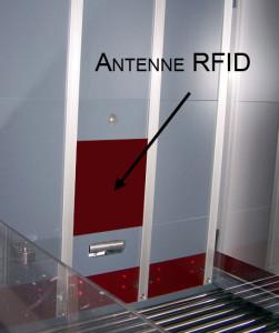 RFID + Levier-fr