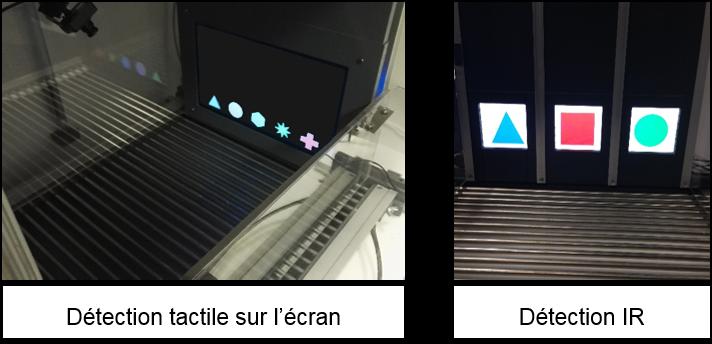 montage touchscreen